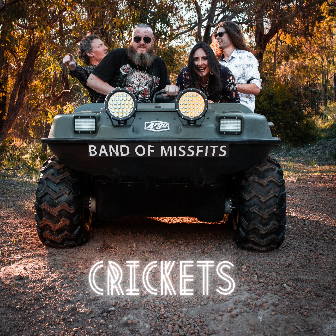 CRICKETS cover art 1.0